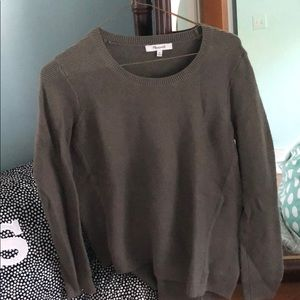 Womens Madewell Cuff tie crewneck sweater Small.  M 5b2d0a082e14785900756fc5. Other Sweaters you may like. Madewell Sweater e7c0703e9